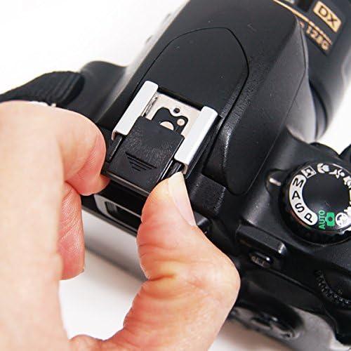LimoStudio Photo Video Studio Hot Shoe Protector Cover Cap for Canon Nikon Olympus Pentax Panasonic DSLR SLR AGG1622