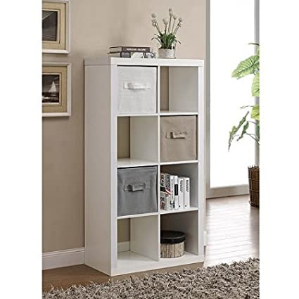 Amazing Better Homes And Gardens Furniture 8 Cube Room Organizer (White)