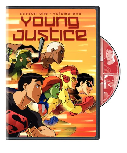 DVD : Young Justice: Season One: Volume 1 (Widescreen)