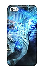 fashion case Awesome Diushoujuan Design Raiden In Mortal Kombat Begins 2011 case cover HQSSuWybjwI For iphone 6 4.7