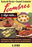 img - for Fiambres y Algo Mas (Spanish Edition) book / textbook / text book