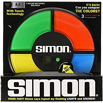 Simon Electronic Memory Game