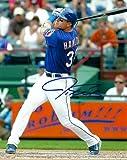 Josh Hamilton Autographed Signed Texas Rangers 8 x 10 Photo - COA - Mint Condition
