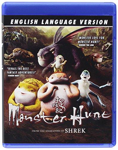 Monster Hunt: English Language Version [Blu-ray]