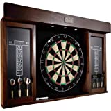 Barrington 40'' Dartboard Cabinet With Led Light