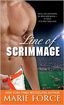 Book Line of Scrimmage by Marie Force (2008-09-01)