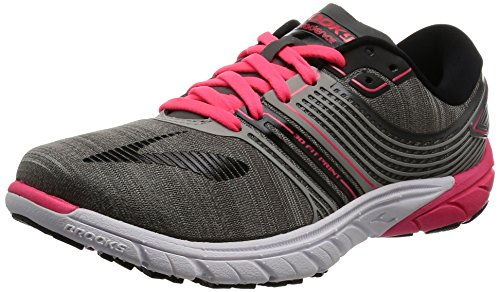 Shoes Castlerock 034 Women's Black Brooks Divapink Multicolour Running PureCadence 6 IFWwqfa
