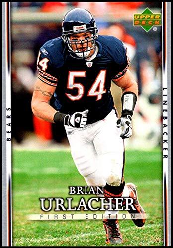 2007 Upper Deck First Edition #19 Brian Urlacher NM-MT Chicago Bears Official NFL Football Card