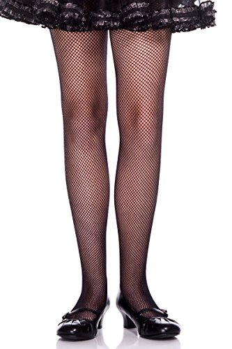 Girls fishnet pantyhose (C9001