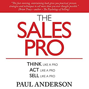 The Sales Pro Audiobook