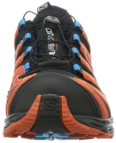 Salomon XA Pro 3D GTX - Zapatillas para hombre - Schwarz/Orange (Black/Tomato Red/Blue Line)