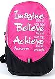 POLE STAR Buddy Iba_Pink Ultra Lite,Duratuff Casual Backpack
