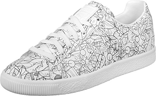 Puma Clyde All Star Game FM Calzado blanco