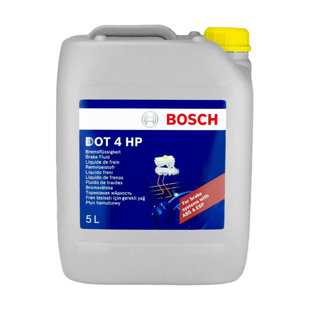 Bosch 1987479065 Liquide de frein Dot 4 HP 5L Robert Bosch GmbH Automotive Aftermarket