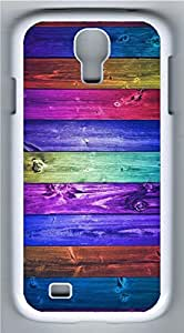 Samsung Galaxy S4 Case Customized Unique Colorful Grain Pattern Cover For Samsung Galaxy S4 I9500