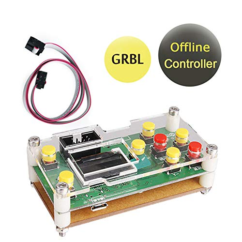 (GRBL Offline Controller board for PRO 1610/2418/3018 Carving Milling Machine 3 Axis Offline CNC Controller Engraver)