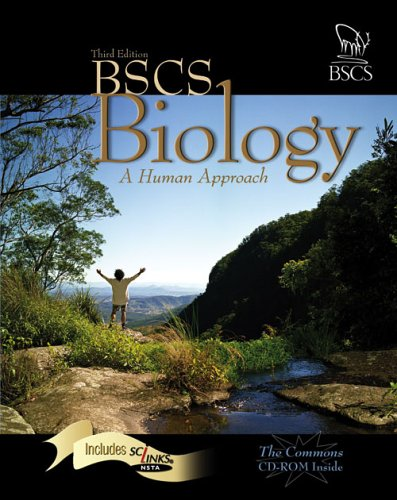 Download BSCS Biology: A Human Approach Student Edition w/Commons CD-ROM PDF