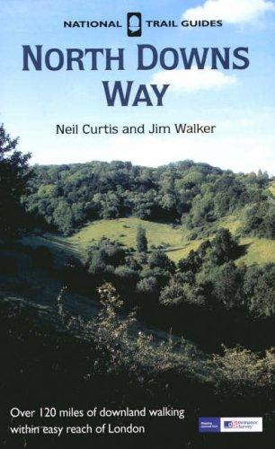North Downs Way (National Trail Guide) pdf epub