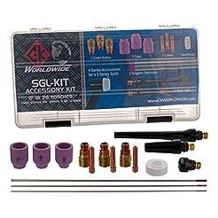 CK SGL-KIT Accessory Kit -Stubby Gas Len...