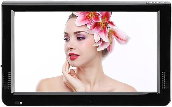 Brino Smart TV Digital Analógico dvb-t-t2 de 10 Pulgadas TV Digital con Resolución 1024 x 600 con Control Remoto: Amazon.es: Electrónica