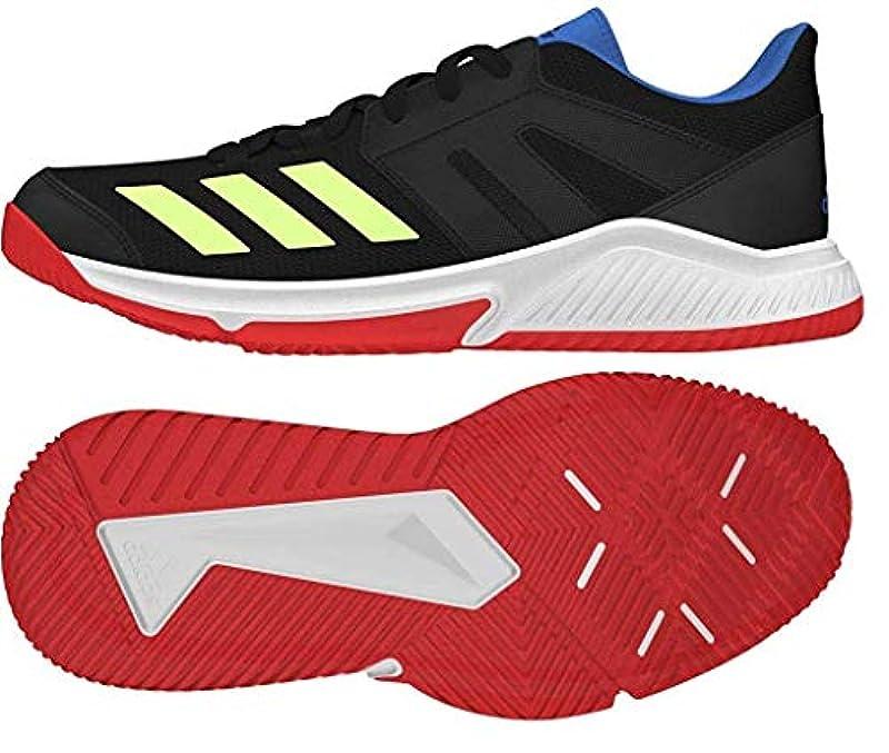 아디다스 adidas 엔트리 모델 핸드볼 슈즈 26.0cm 에센스 Essence 국내 정규품 BD7406 코어 블랙/하이《레조이에로》