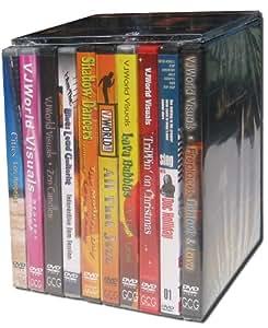 Club Visuals Entertainment Pack (Ambient DVD Bundle)