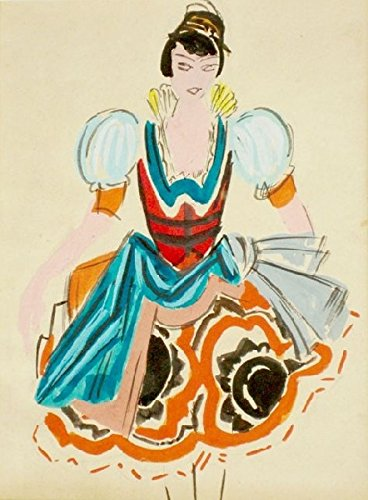 Costume Design by Don Quixote by