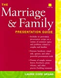 img - for The Marriage and Family Presentation Guide (Book with Diskette for Windows) book / textbook / text book