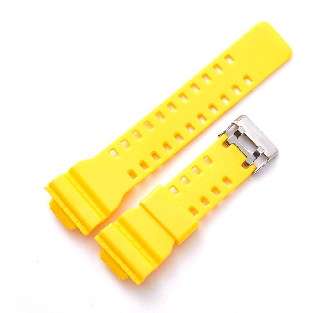 Genuine Resin Rubber Watchband Strap for Casio G-Shock GA-110 GA-120 GA-200 GW-8900 GA-150 GD-100 Series