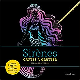 Amazon Fr Livre A Gratter Sirene Collectif Livres