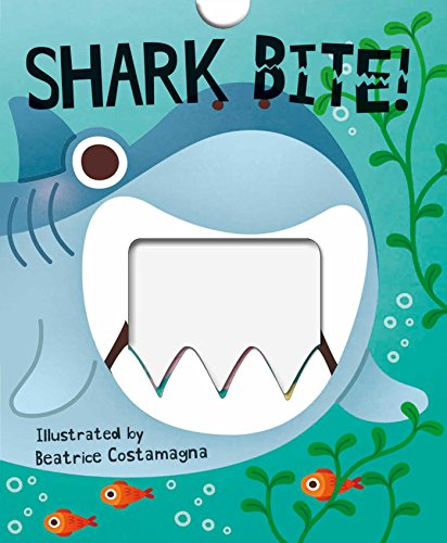 Shark Bite! (Crunchy Board Books)
