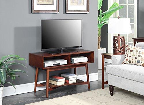 (Convenience Concepts Designs2Go Savannah TV Stand, Mahogany)