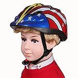 Dostar-Toddler-Kids-Bike-Helmet–Adjustable-Multi-Sport-Lightweight-Safety-Helmets-for-Cycling-Skateboard-Scooter-Inline-Skating-Rollerblading-Protective-Gear-for-BoysGirls-2-6-Year-Old