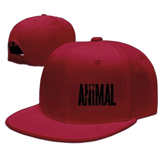 con Clase Animal Carta impresión Abierta Culturismo Gorra de béisbol Hip Hop Sombrero Gorra de béisbol Retro Snapback: Amazon.es: Ropa y accesorios