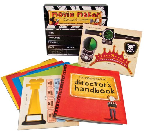 Movie Maker: The Ultimate Guide to Making Films by Candlewick Press (Image #1)
