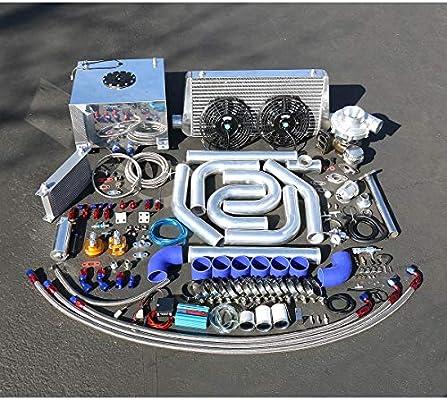 Amazon.com: Universal High Performance T70 Turbo Upgrade Installation Kit: Automotive