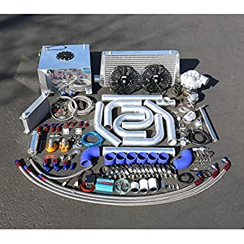 Universal High Performance T70 Turbo Upgrade Installation Kit