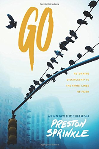 Go by Preston Sprinkle | Featured Book