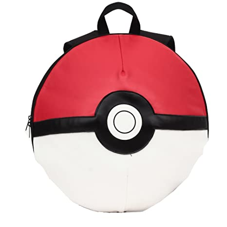 Image Unavailable. Image not available for. Color  FABNY Pokemon Backpack  Pokeball Kids ... e455604b0e78f