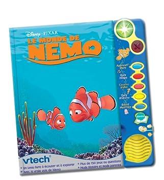 Vtech Jouet 1er Age Jouets Electroniques Magi Livre Interactif Nemo