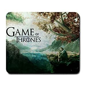 Game of Thrones Funny & Cute Rectangle Mouse Pad Joie 25 by mcsharks
