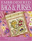 Embroidered Bags and Purses, Sally Milner, 0873499190
