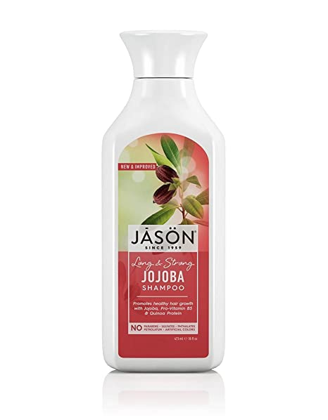 Jason jojoba puro 473ml Champú Natural