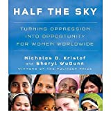 [ Half the Sky: Turning Oppression Into Opportunity for Women Worldwide - Greenlight ] By Kristof, Nicholas D ( Author ) [ 2009 ) [ Compact Disc ]
