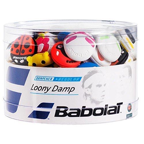 Tennisschlägerdämpfer Loony Tennis damperers Jar 75 Zählen von Babolat