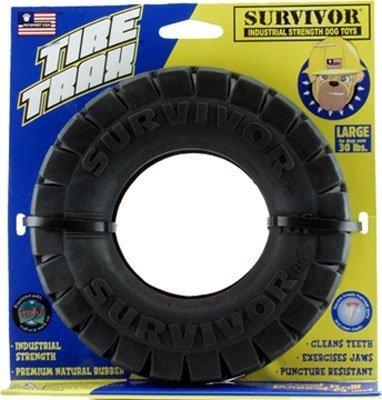 Trax Tire - Petsport Survivor Tire Trax, 6-Inch