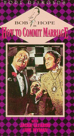 How to Commit Marriage [VHS] ()