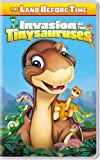The Land Before Time XI - The Invasion of the Tinysauruses [VHS]