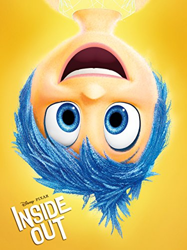 Inside Out (Theatrical) (Best Animated Tv Shows)