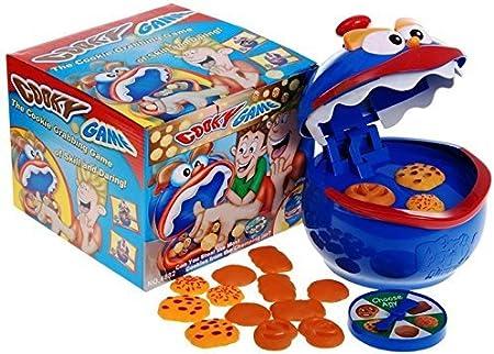 Juego de Cookie Monster, Juego de Habilidades geniales, Juego de Fiesta, Juego de Sociedad, con un Gran Factor de diversión.: Amazon.es: Electrónica